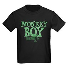 Green Monkey Boy T