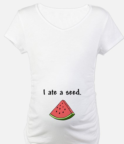 WatermelonWhite Shirt