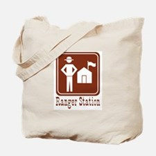 Ranger Station Tote Bag