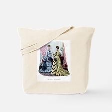 LA MODE ILLUSTREE - 1875 Tote Bag