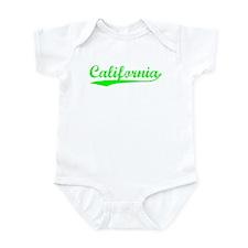 Vintage California (Green) Infant Bodysuit