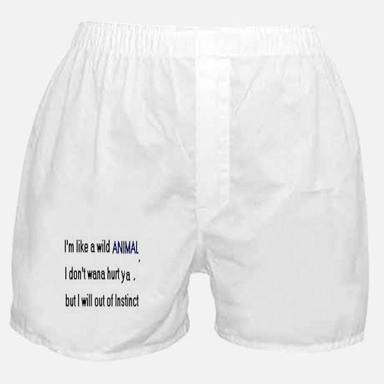 Unique Jim carey Boxer Shorts