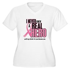 Never Knew A Hero 2 (Sister-In-Law) T-Shirt