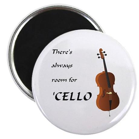 Cello Room Magnet