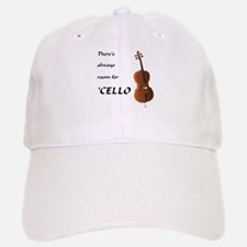 Cello Room Baseball Baseball Cap