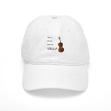 Cello Room Baseball Cap