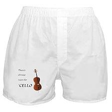 Cello Room Boxer Shorts