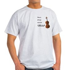 Cello Room T-Shirt
