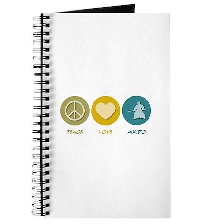 Peace Love Aikido Journal