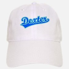 Retro Dexter (Blue) Baseball Baseball Cap