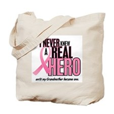Never Knew A Hero 2 (Grandmother) Tote Bag