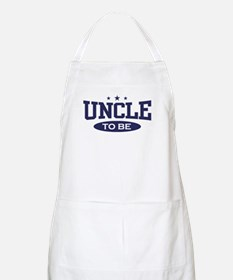 Uncle To Be BBQ Apron