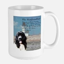 Lord Byron Newf Mug