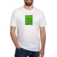 LUST 2 LOVE v Green-Eyed Monster Shirt