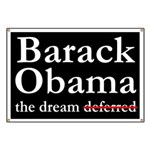The Dream Not Deferred Banner