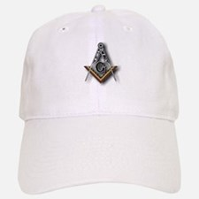 Masonic Square and Compass Baseball Baseball Cap