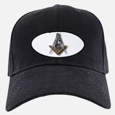 Masonic Square and Compass Baseball Hat