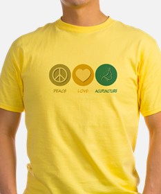 Peace Love Acupuncture T