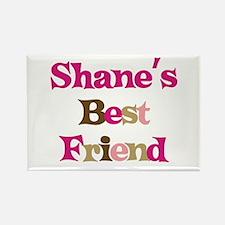 Shane's Best Friend Rectangle Magnet
