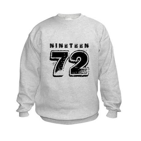 1972 Kids Sweatshirt
