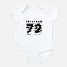 1972 Infant Bodysuit
