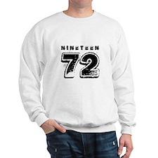 1972 Sweatshirt