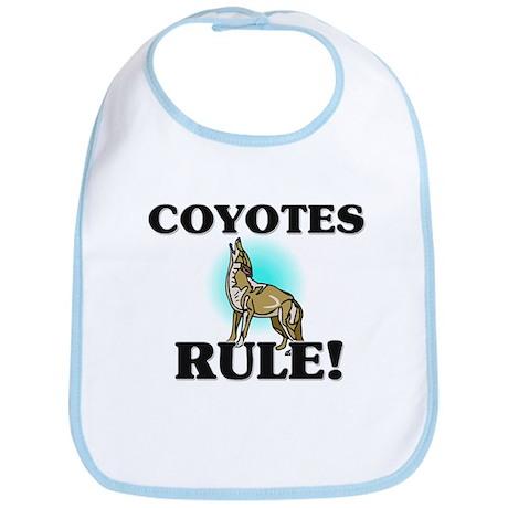Coyotes Rule! Bib