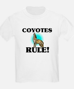 Coyotes Rule! T-Shirt