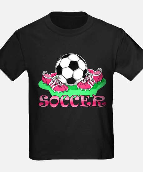 Soccer (Pink) T