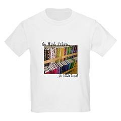 So Much Fabric, So Little Tim T-Shirt