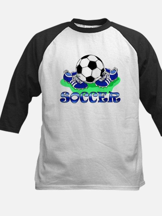 Soccer (Blue) Tee