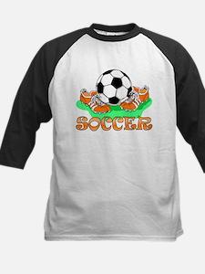 Soccer (Orange) Tee