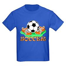 Soccer (Orange) T