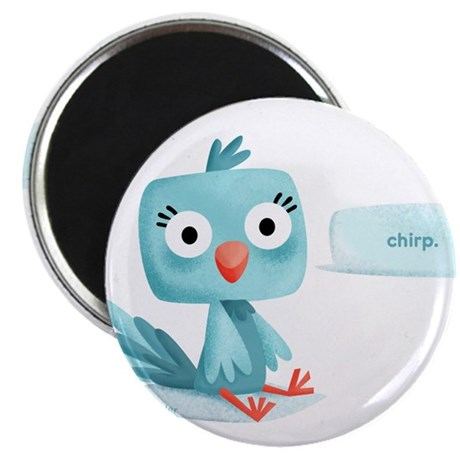 Chirp! Magnet