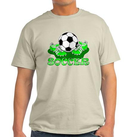 Soccer (Green) Light T-Shirt