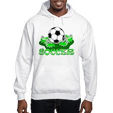 Soccer (Green) Hoodie
