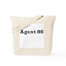 Agent 86 Tote Bag