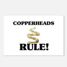 Copperheads Rule! Postcards (Package of 8)