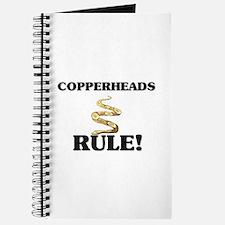 Copperheads Rule! Journal