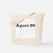 Agent 99 Tote Bag