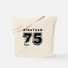 1975 Tote Bag