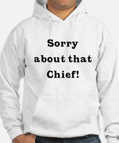Sorry about that... Hoodie