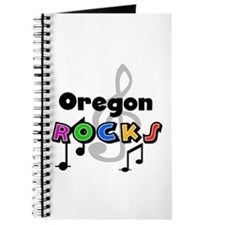 Oregon Rocks Journal