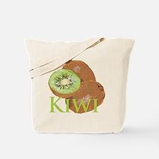 Kiwi Fruits Tote Bag