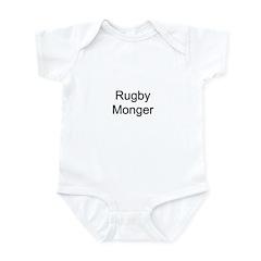 Rugby Monger Infant Bodysuit