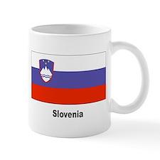 Slovenia Slovenian Flag Mug