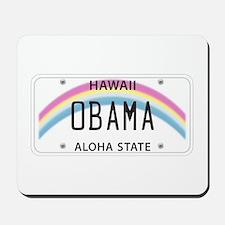 Hawaii Supports Obama Mousepad