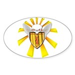 Royal Scottish Defender Sticker (Oval)