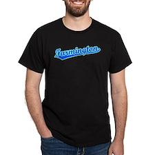 Retro Farmington (Blue) T-Shirt