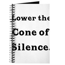 Cone of Silence Journal